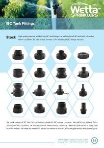 IBC Tank Fittings Brochure